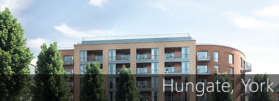 Hungate York new homes