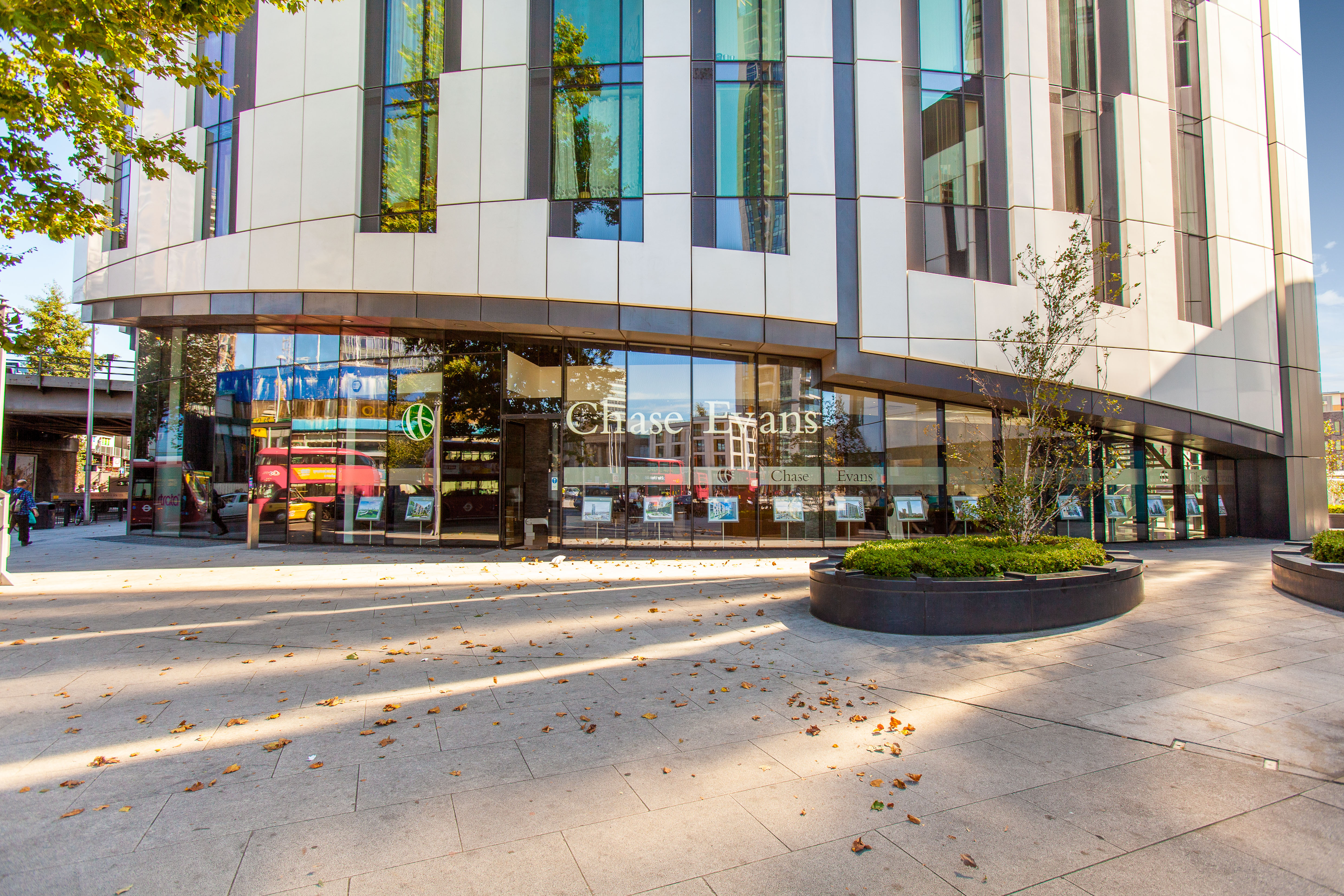 Contact Chase Evans Estate Agents in Docklands, Canary Wharf